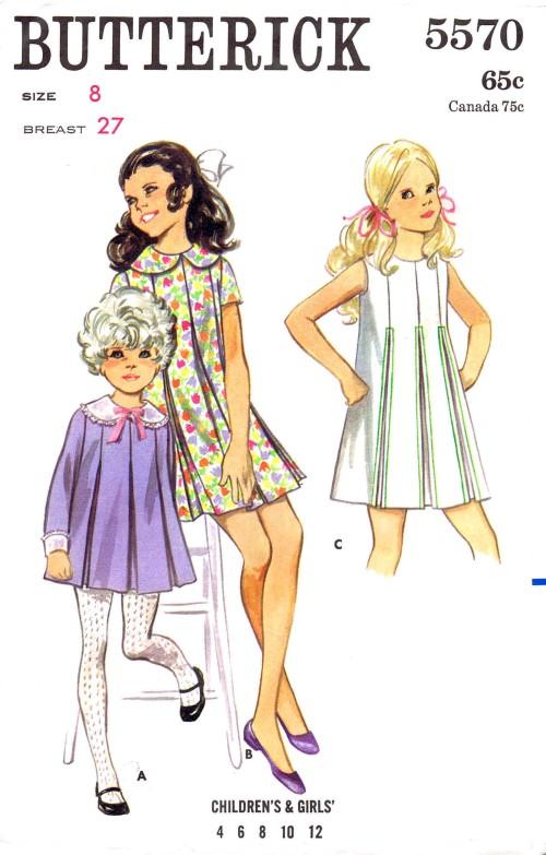 Butterick 1969 5570