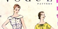 Vogue 8609 A