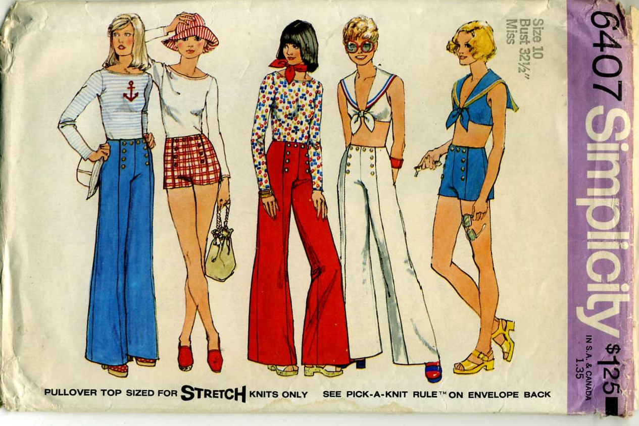 simplicity 6407 vintage sewing patterns fandom powered