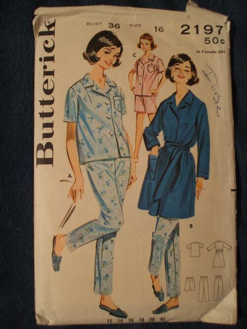 Butterick 2197 image