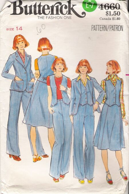Butterick 4660 image