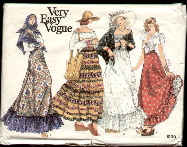 Vogue 1009 a