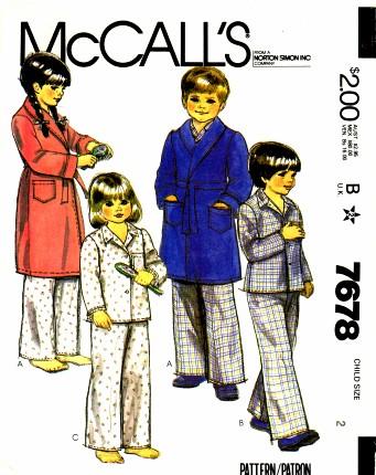 McCalls 1981 7678
