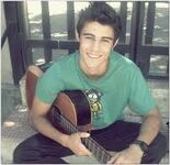 Pablo's guitar