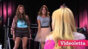 Violetta 2 Vilu singing Girls Code Ep
