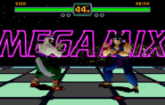 Fighters Megamix Siba Akira