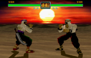 Fighters Megamix Siba Mirror