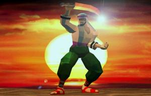 Fighters Megamix H3