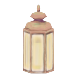 Lamp 2 lit preview