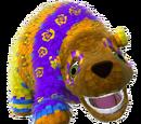 Franklin Fizzlybear