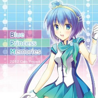 Blue Princess Memories Cover