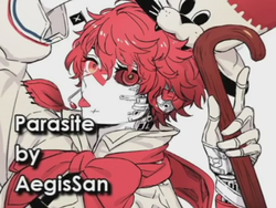 "Image of ""Parasite (AegisSan song)"""