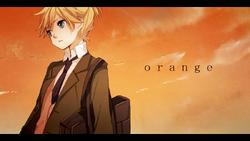 ShounenT Orange