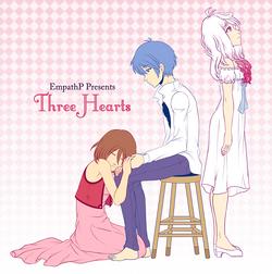 Three hearts album
