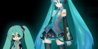 Hatsune Miku -Project DIVA- (game)/Modules