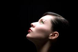 Beautiful profile by bg knight