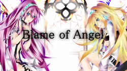 Blame of angel