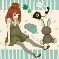 Hello How Are You - single illust