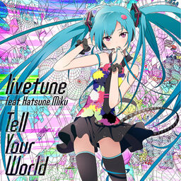 "Image of ""Tell Your World"""