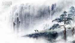 仙居谣original illustration