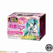 HAKO VISION Hatsune Miku- PINK BOX