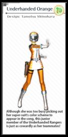 X module hikyou orange
