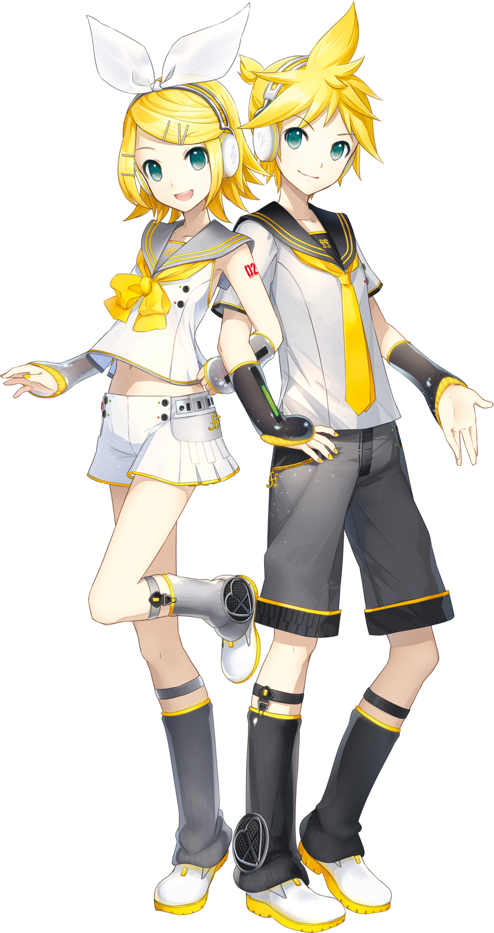 Kagamine Rin/Len   Vocaloid Wiki   Fandom powered by Wikia