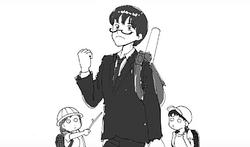 Shigoto Ikitakunai Kiyoteru