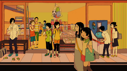 京都ダ菓子屋センソー