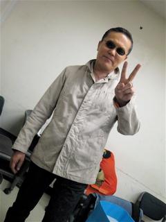 Voice provider Kiyoshi Hiyama
