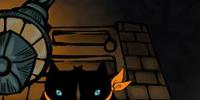 前夜祭の黒猫 (Zen'yasai no Kuroneko)