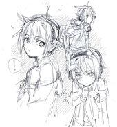 Lui Sketches