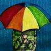Theumbrellasalesman icon