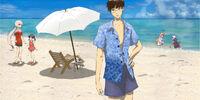 シャーベットブルーの風 (Sherbet Blue no Kaze)