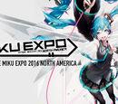 HATSUNE MIKU EXPO 2016 NORTH AMERICA