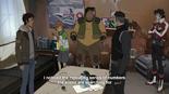 Shiro, Pidge, Lance, Keith and Hunk on Keith's House