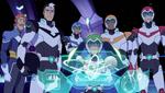 11. Team Voltron looks daunted by Zarkon's complex