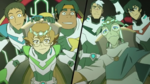 Ryner with Team Voltron