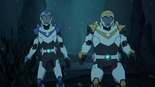 S2E02.49. Lance and Hunk gasp in unison