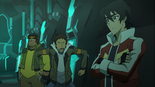 33. Lance tries to shoot Keith down
