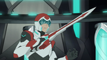 73. Keith's bayard - sword