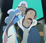 Allura kills lance