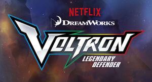Voltron Legendary Defender Slider