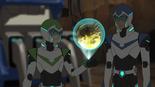 41. Pidge and Lance view hologram