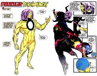 The Living Tribunal in 16-dimensional space