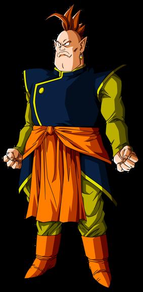 Dragon ball gt senhor todo poderoso rei yaka yaka yaka ludo - 5 8