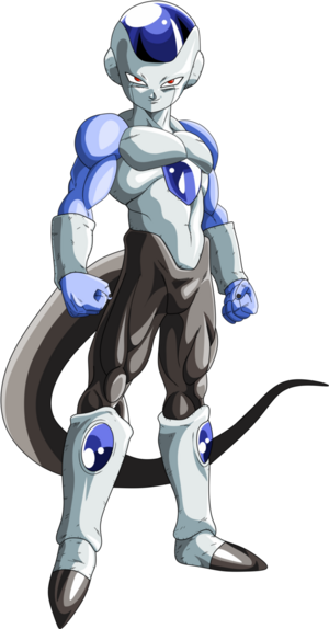 Frost Final form