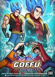 Goku And Superman Fusion