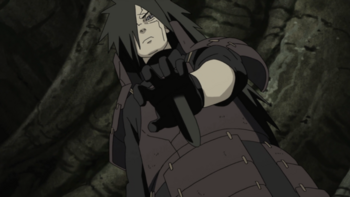 Madara's Black Receivers
