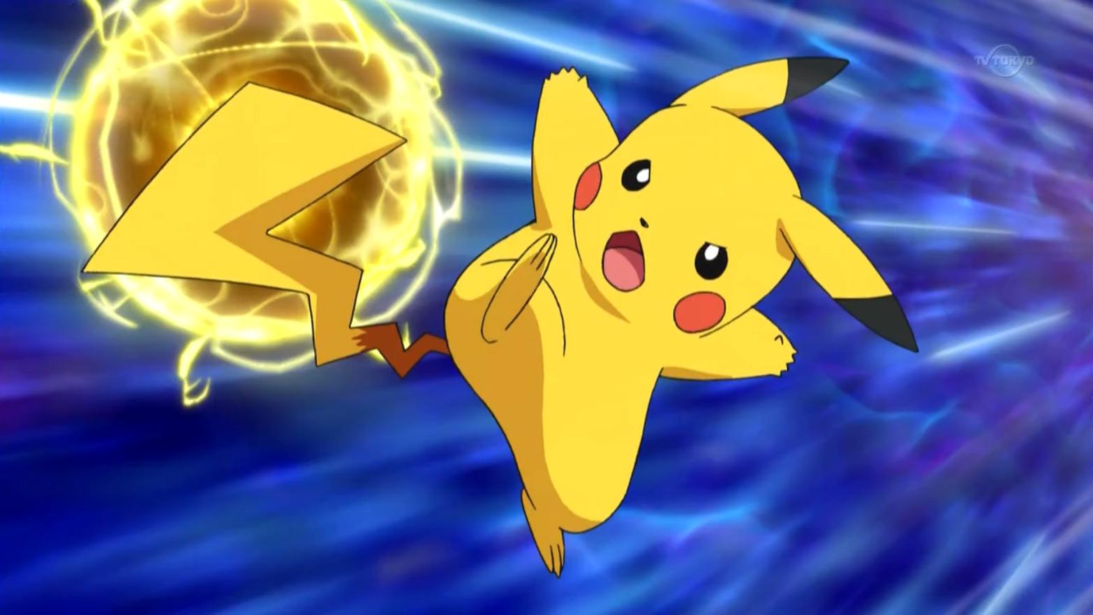 Image - Ash Pikachu Electro Ball.png | VS Battles Wiki ...